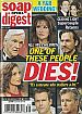 5-19-09 Soap Opera Digest  DON DIAMONT-AUSTIN PECK