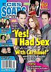 5-20-13 CBS Soaps In Depth  TRACEY BREGMAN-MARCO DAPPER