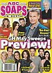 5-20-19 ABC Soaps In Depth MAY SWEEPS-ANTHONY GEARY