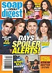 5-20-19 Soap Opera Digest BILLY FLYNN-LOREN LOTT
