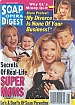5-23-95 Soap Opera Digest  JENSEN BUCHANAN-CHRISTIE CLARK