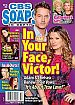5-30-16 CBS Soaps In Depth  JUSTIN HARTLEY-ALICIA COPPOLA