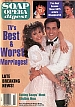 5-30-89 Soap Opera Digest  MAURICE BENARD-LEIGH MCCLOSKEY