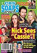 5-5-14 CBS Soaps In Depth  CAMRYN GRIMES-JOSHUA MORROW