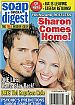 5-6-03 Soap Opera Digest  SHARON CASE-MARC MENARD