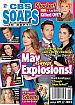 5-6-13 CBS Soaps In Depth  SCOTT CLIFTON-KIM MATULA