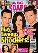 5-9-06 ABC Soaps In Depth  KELLY MONACO-STEPHEN NICHOLS