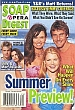 6-12-01 Soap Opera Digest  CHRISTOPHER DOUGLAS-DAVID TOM