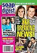 6-16-14 Soap Opera Digest  GINA TOGNONI-DAVID TOM