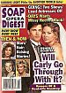 6-1-99 Soap Opera Digest  BILLY WARLOCK-TRACY MELCHIOR