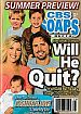 6-23-08 CBS Soaps In Depth  JOSHUA MORROW-JON PRESCOTT