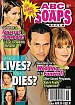 6-30-08 ABC Soaps In Depth  SYDNEY PENNY-RICK HEARST
