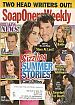 6-7-11 Soap Opera Weekly  ROBERT S WOODS-NATHAN PARSONS
