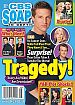 7-14-14 CBS Soaps In Depth  STEVE BURTON-JEFF BRANSON