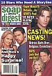 7-15-03 Soap Opera Digest  KATE MULGREW-LAUREN WOODLAND