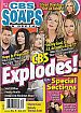 7-23-18 CBS Soaps In Depth MELODY THOMAS SCOTT-SHARON CASE