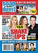 7-27-15 Soap Opera Digest  JESSICA COLLINS-RICK HEARST