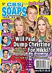 7-28-14 CBS Soaps In Depth  MELODY THOMAS SCOTT-DOUG DAVIDSON