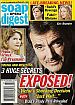 7-4-06 Soap Opera Digest  CRYSTAL CHAPPELL-HOTTEST NEWCOMERS