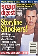 7-8-03 Soap Opera Digest  BRYAN DATTILO-SHARON CASE