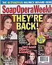 8-10-04 Soap Opera Weekly  SEAN KANAN-LEIGH MCCLOSKEY