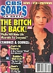8-1-00 CBS Soaps In Depth  MICHELLE STAFFORD-AMY ECKLUND