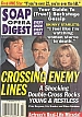 8-10-99 Soap Opera Digest  KIMBERLIN BROWN-NATHANIEL MARSTON