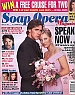 8-11-98 Soap Opera Magazine  J. EDDIE PECK-RENEE JONES