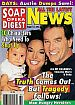 8-12-97 Soap Opera Digest  NICK SCOTTI-RENEE JONES