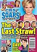 8-15-11 CBS Soaps In Depth  MAURA WEST-SEAN PATRICK FLANERY