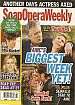 8-16-11 Soap Opera Weekly  CADY MCCLAIN-MICHAEL E KNIGHT