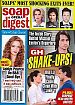 8-17-15 Soap Opera Digest  MICHAEL EASTON-ASHLYN PEARCE