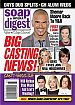 8-18-14 Soap Opera Digest  SHEMAR MOORE-JAMES READ