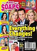 8-19-13 ABC Soaps In Depth  MAURICE BENARD-MAURA WEST