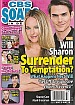 8-19-19 CBS Soaps In Depth SHARON CASE-MARK GROSSMAN