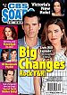 8-22-16 CBS Soaps In Depth  AMELIA HEINLE-JASON THOMPSON