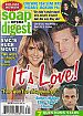 8-25-09 Soap Opera Digest  KELLY MONACO-ALICIA MINSHEW