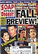8-25-98 Soap Opera Digest  FALL PREVIEW-JULIA BARR