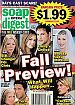 8-26-03 Soap Opera Digest  SYDNEY PENNY-NATALIA LIVINGSTON