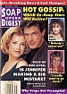 8-2-94 Soap Opera Digest  MELISSA REEVES-JASON BROOKS