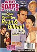 8-7-01 ABC Soaps In Depth  CAMERON MATHISON-JILL LARSON