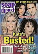 8-9-05 Soap Opera Digest  ALISON SWEENEY-JENNIFER LANDON