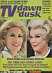 9-71 TV Dawn To Dusk DINAH SHORE-VIRGINIA GRAHAM