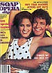9-10-85 Soap Opera Digest  MICHAEL O'LEARY-CARLA BORELLI