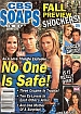 9-11-01 CBS Soaps In Depth  ASHLEY BASHIOUM-DAVID TOM
