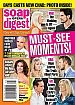 9-1-14 Soap Opera Digest  CHARLES KEATING-SUSAN LUCCI