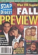 9-12-95 Soap Opera Digest  JULIANNE MORRIS-FALL PREVIEW