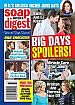 9-15-14 Soap Opera Digest  JUSTIN HARTLEY-AIDEN TURNER