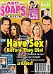 9-17-12 ABC Soaps In Depth  KELLY MONACO-NATHIN BUTLER