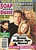 9-1-98 Soap Opera Digest  ALTERNATIVE COVER-SHARON CASE